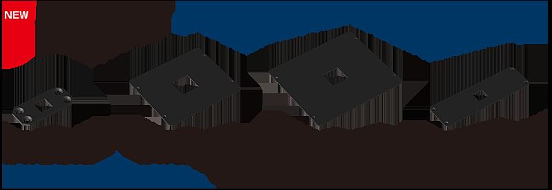 FPQ3-32(RP-FPQ3-32-SQ5),FPQ3-96(RP-FPQ3-96-SQ20),FPQ3-120(RP-FPQ3-120-SQ20),FPQ3-100X50的反射器阵容(RP-FPQ3-100X50-SQ10)